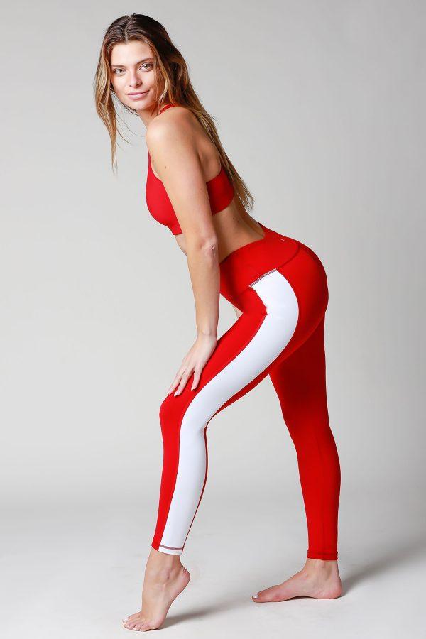 Cetara-Side-Panel-Leggings–red-white-1
