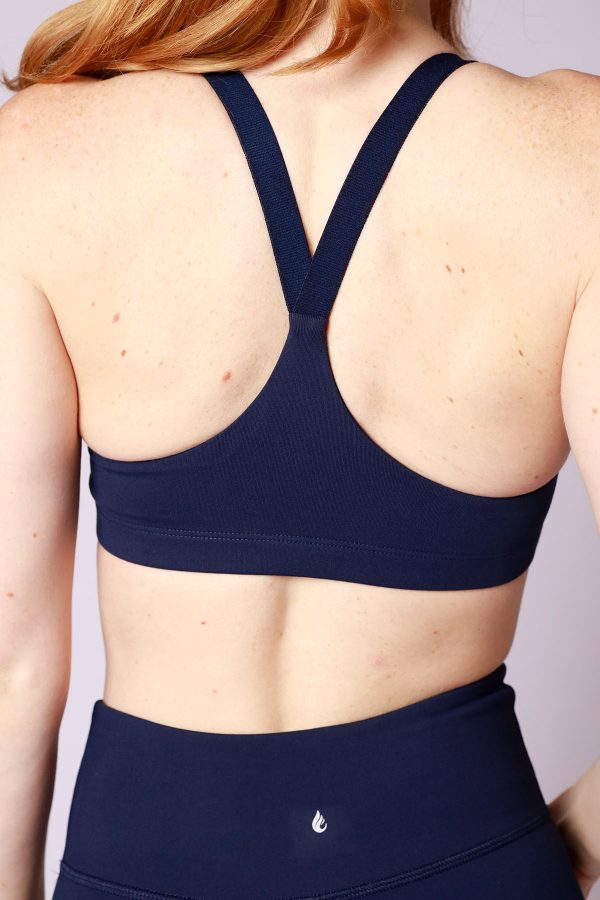 Valtellina-V-Back-Sports-Bra-Navy-1